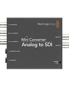 Blackmagic Mini Converter - Analog to SDI 2