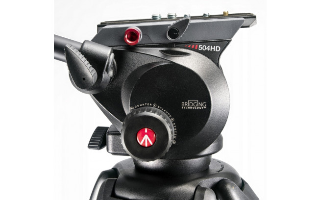 Manfrotto 504HD-4