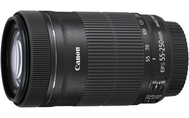 Canon EF-S 55-250mm f/4-5.6 IS STM-2