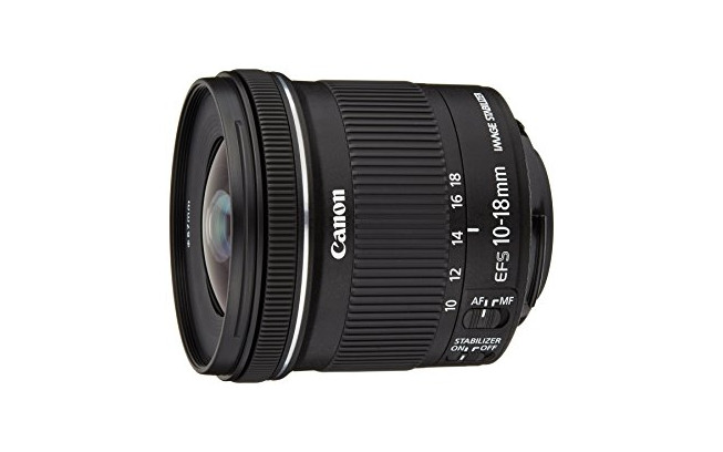 Canon EF-S 10-18mm f/4.5-5.6 IS STM-2