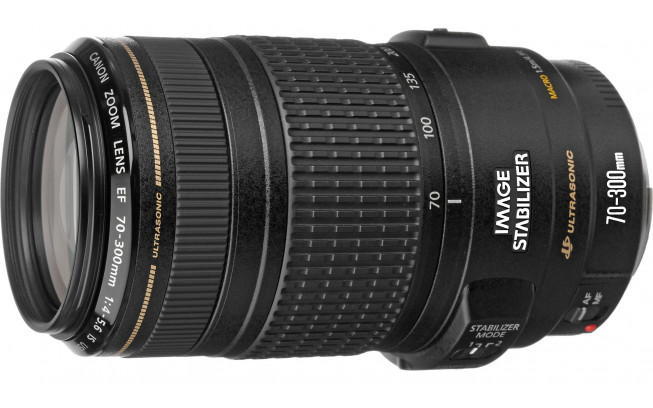 Canon EF 70-300mm f/4-5.6 IS USM-1