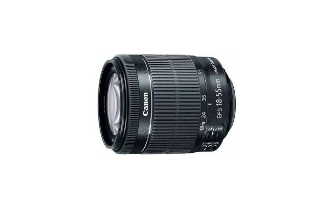 Canon EF-S 18-55mm f/3.5-5.6 IS STM-2