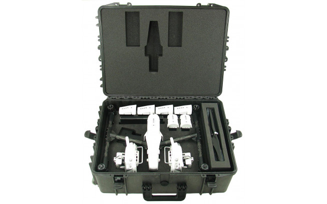 Hardcase with trolley for DJI Inspire 1-1