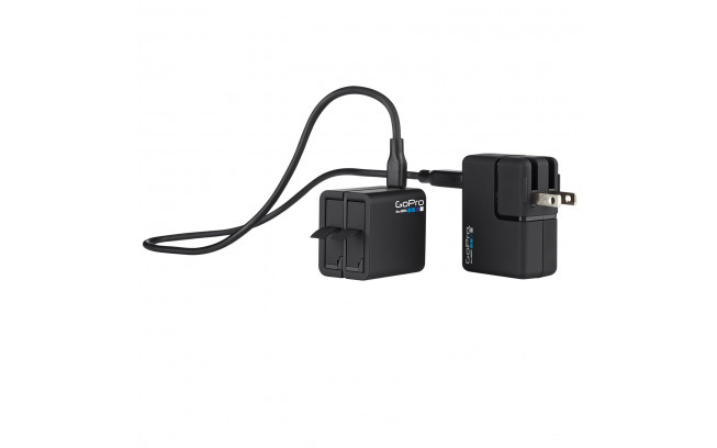 GoPro Dual Battery Charger + Battery for HERO4-2