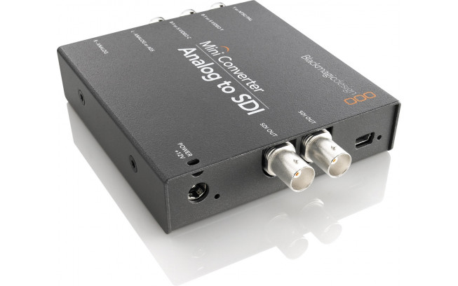 Blackmagic Mini Converter - Analog to SDI 2-3