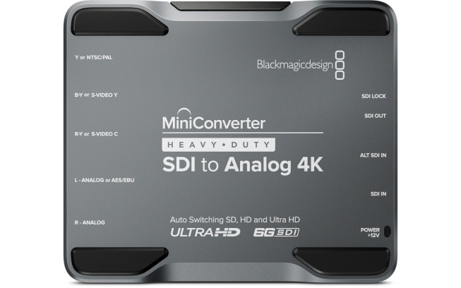 Blackmagic Mini Converter H/Duty - SDI to Analog-1