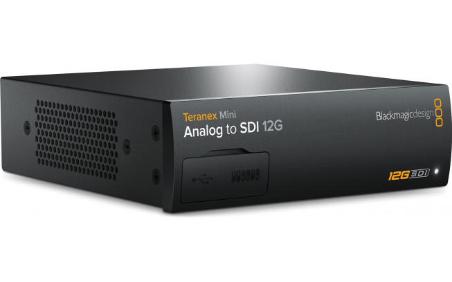 Blackmagic Teranex Mini - Analog to SDI 12G-1